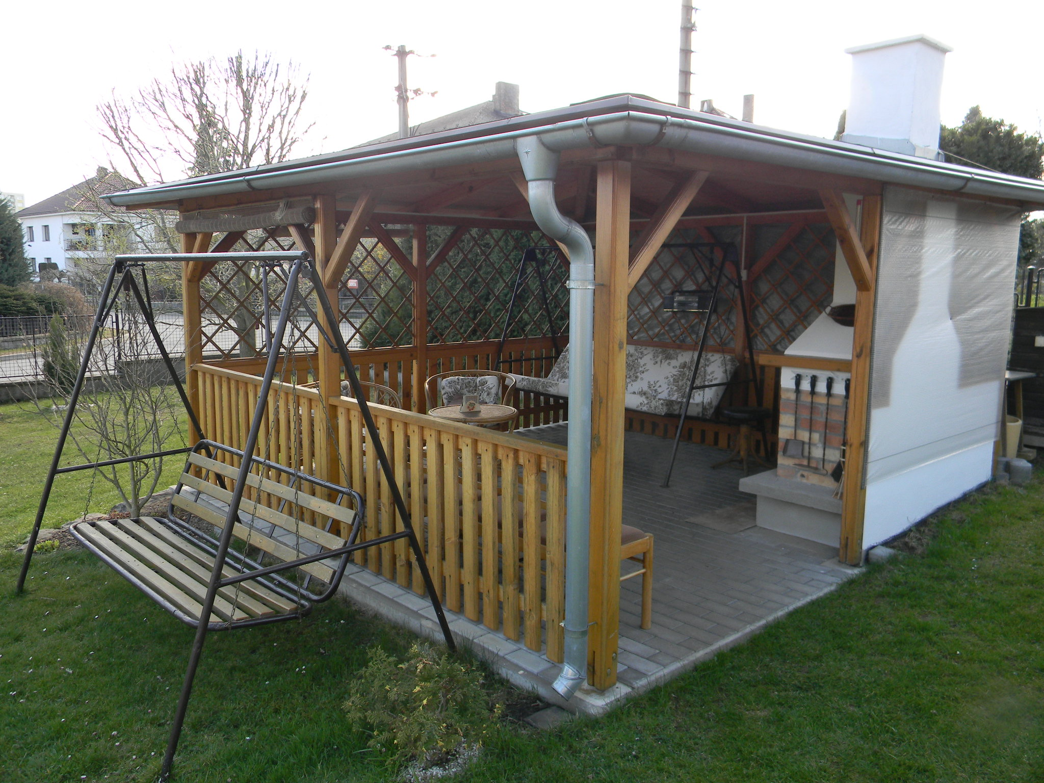 Zahradní domek